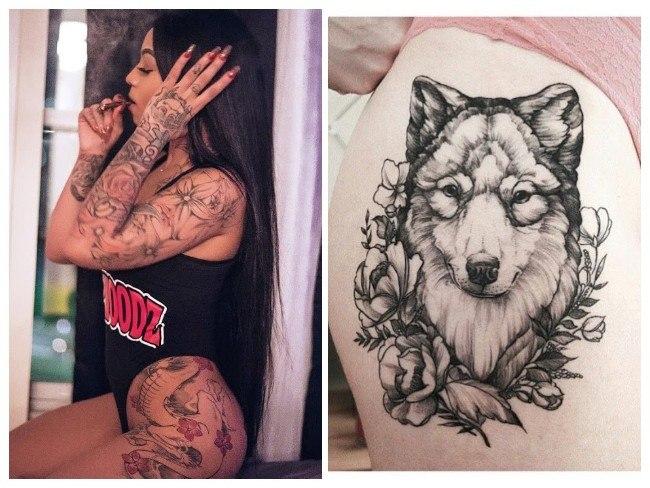 fotos tatuajes chicas