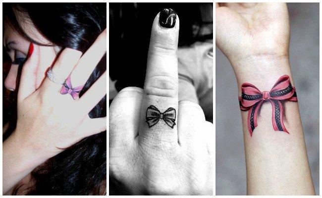 Fotos de tatuajes de lazos