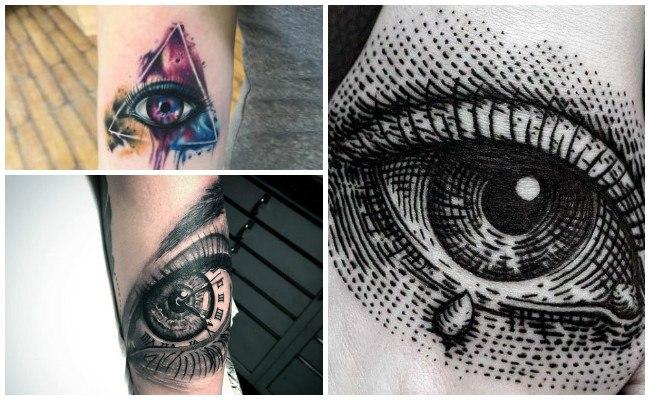 Fotos de tatuajes de ojos
