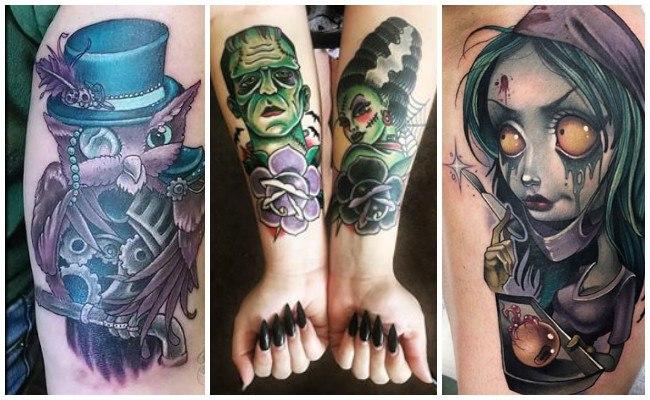 Fotos de tatuajes modernos