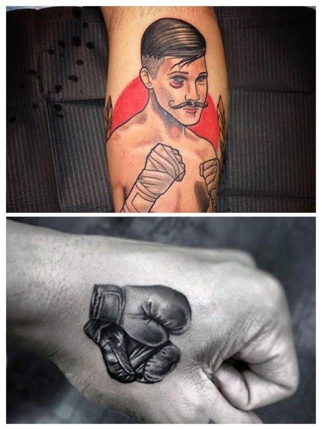 Frases de boxeo para tatuajes