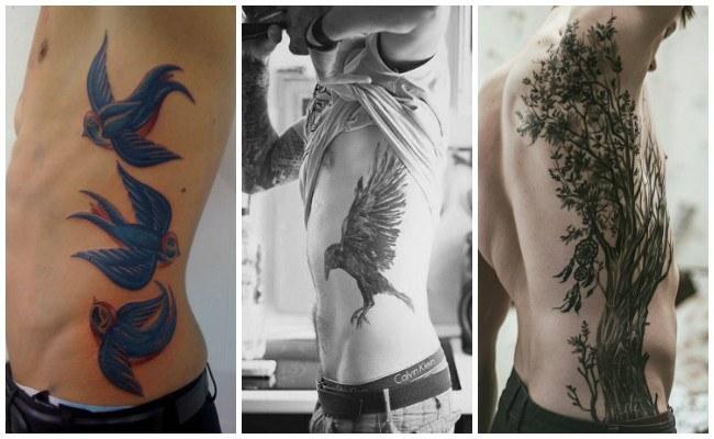 Frases de los tatuajes en las costillas