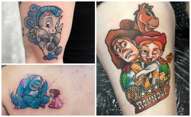 Frases de tatuajes de Walt Disney