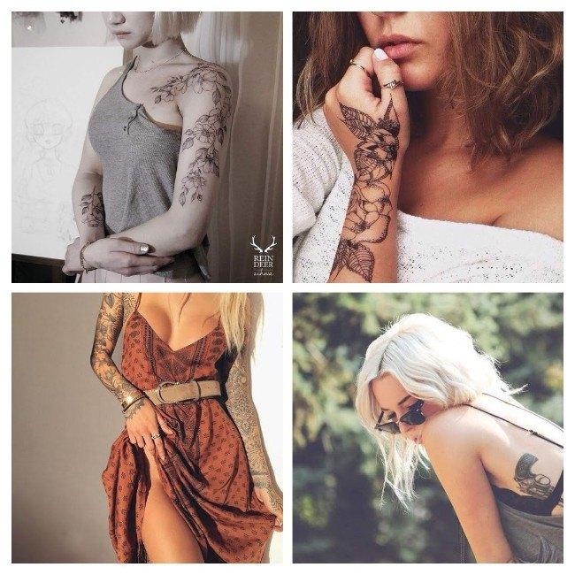 imagenes tatuajes chicas