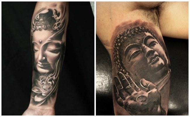 Imágenes de tatuajes de buda