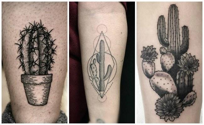 Imágenes de tatuajes de cactus
