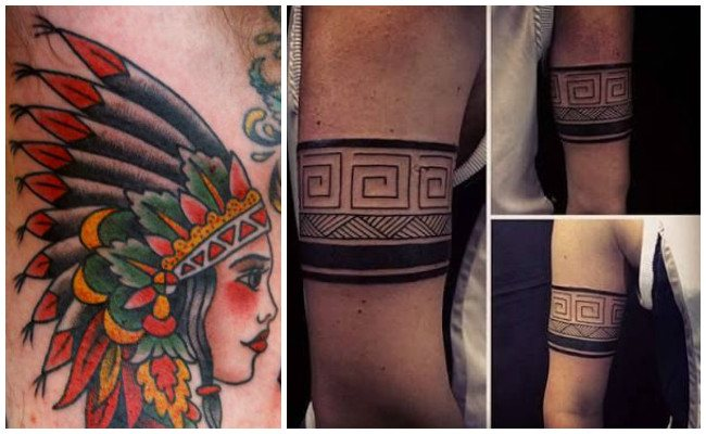 Imágenes de tatuajes de indios
