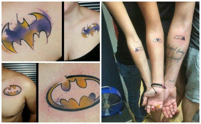 Imágenes de tatuajes de madre e hija