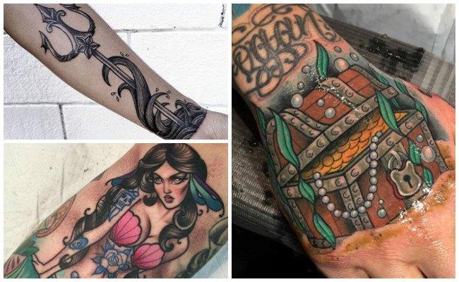 Imágenes de tatuajes marineros