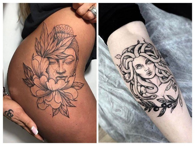 imagenes tatuajes para mujeres brazo frases