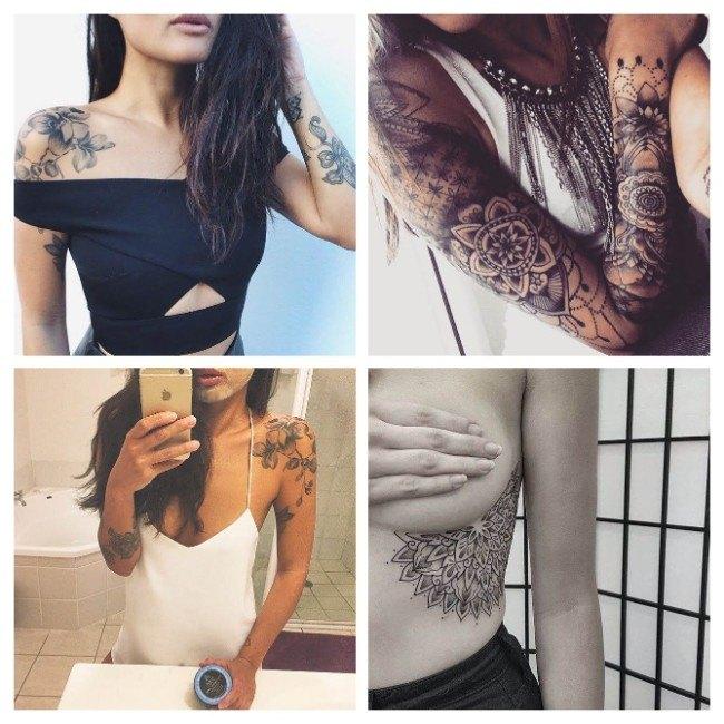 imagenes tatuajes para mujeres espalda