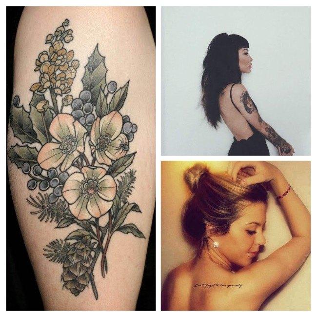 imagenes tatuajes para mujeres