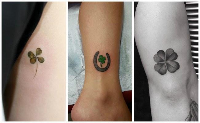 Los mejores tatuajes de tréboles