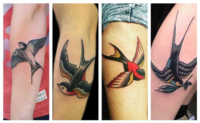 significado de tatuajes de golondrina