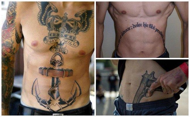 Significado de los tatuajes en el vientre