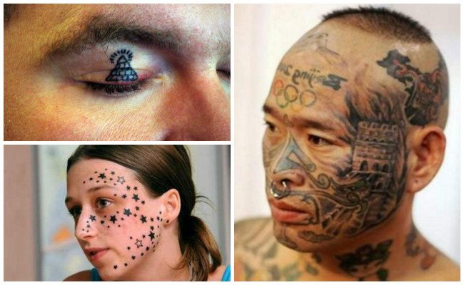 Significado de los tatuajes en los ojos