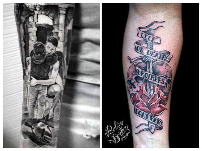 significado tatuajes familia