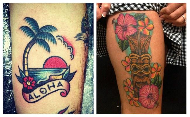 Significado de tatuajes hawaianos