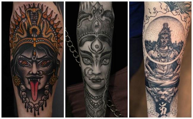 Significado de los tatuajes hindúes