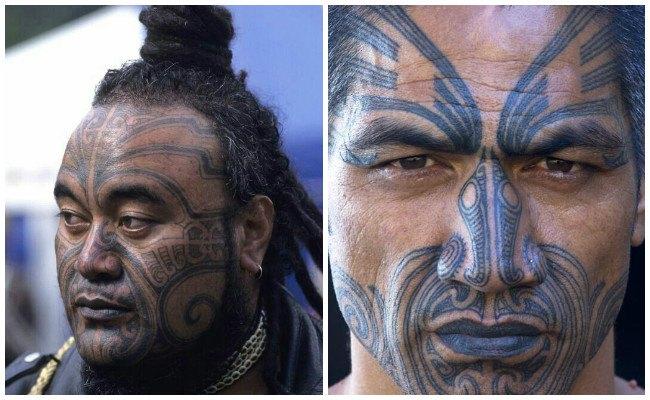 Tattoos polinesios