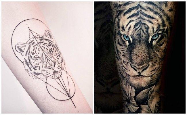 Significado de tattoo de tigre