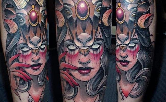 tatuadora debora cherrys