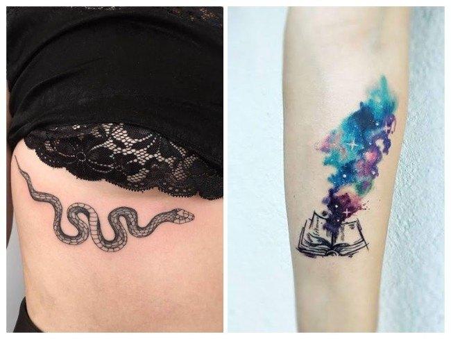 tatuaje mujer femenino