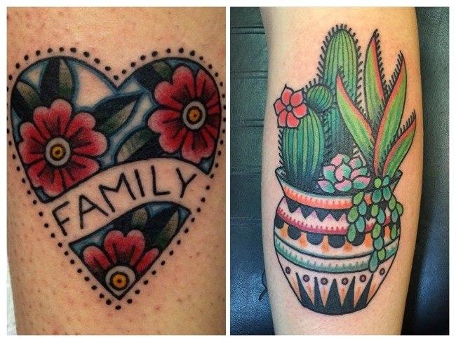 tatuaje mujer pecho