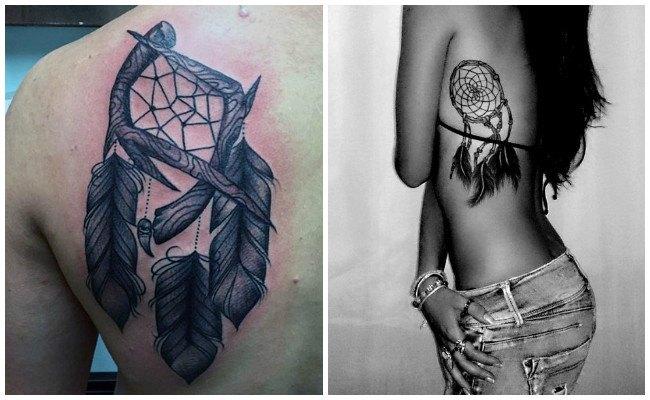 Tatuajes de atrapasueños y su significado para mujeres