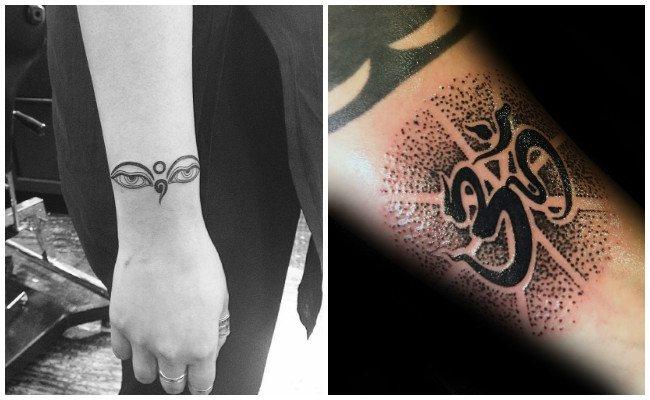 Tatuajes budistas para hombres