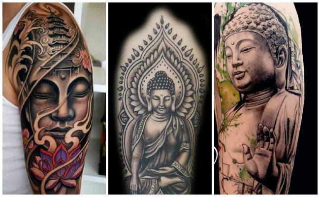 Tatuajes budistas pequeños