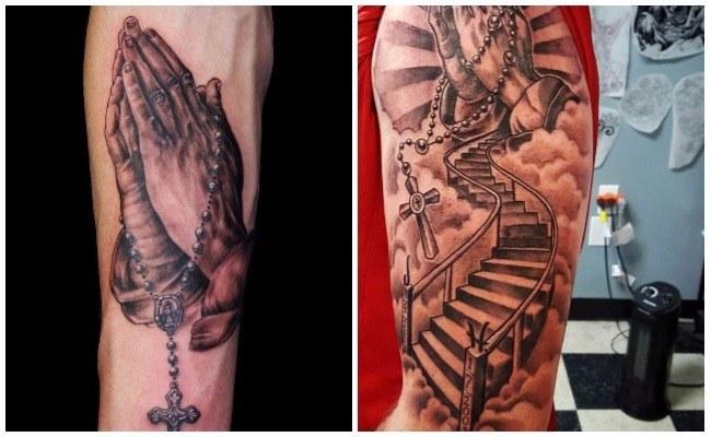 Tatuajes cristianos evangélicos