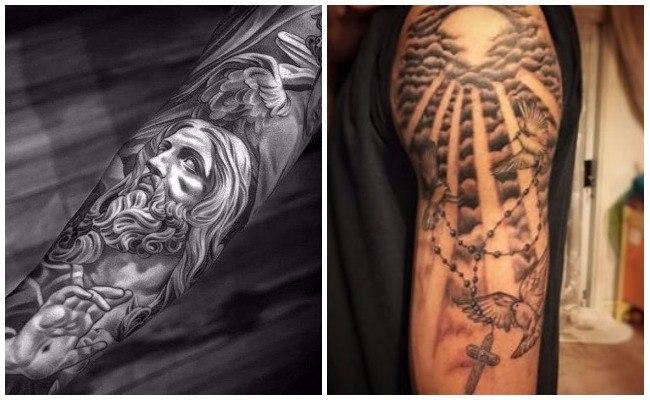 Tatuajes cristianos para mujer