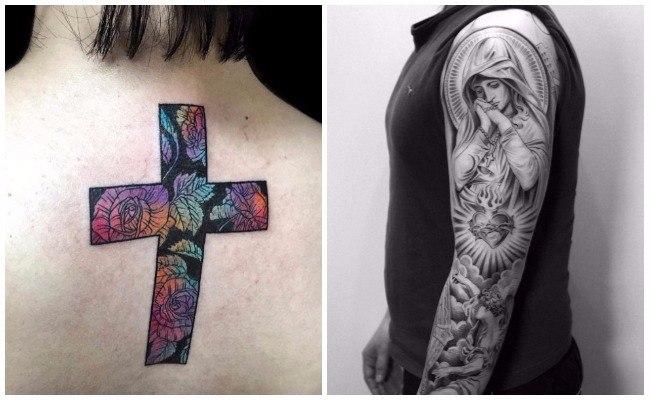 Tatuajes cristianos y su significado