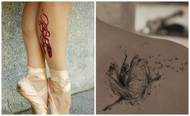 Tatuajes de bailarinas y su significado