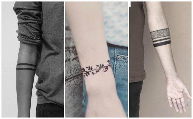 Tatuajes de brazaletes y significado