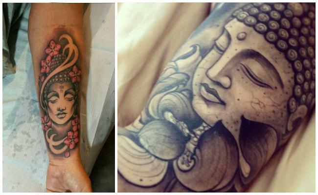 Tatuajes de buda y sus diseños