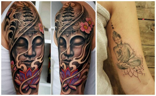 Tatuajes de budas