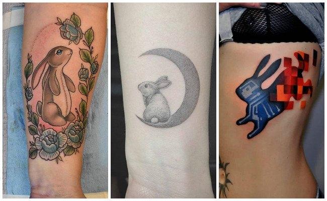 Tatuajes de conejos playboys