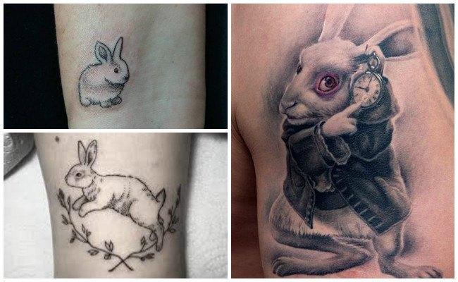 Tatuajes de conejos y su significado