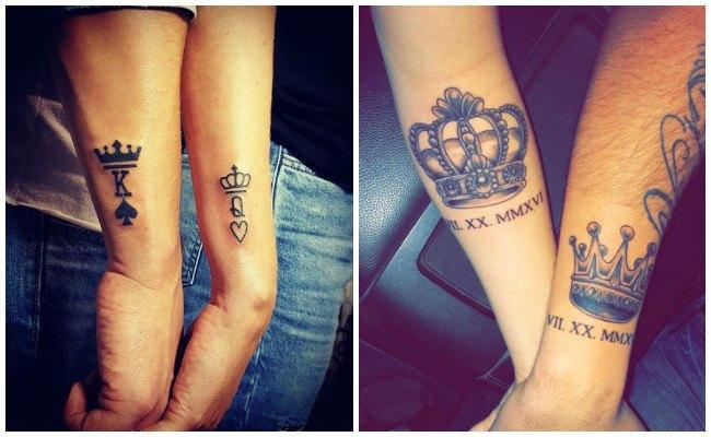 Tatuajes de coronas y su significado
