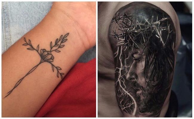 Tatuajes de cristianos
