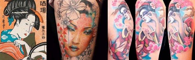 Diseno De Baños Japoneses:Tatuajes japoneses, diseños y significado del tattoo oriental