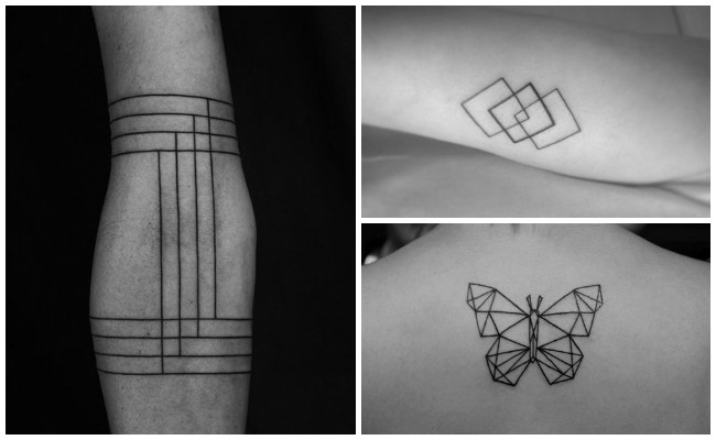 Tatuajes de geometría sagrada