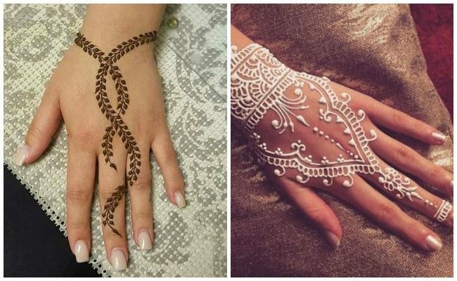 Tatuajes de henna consecuencias