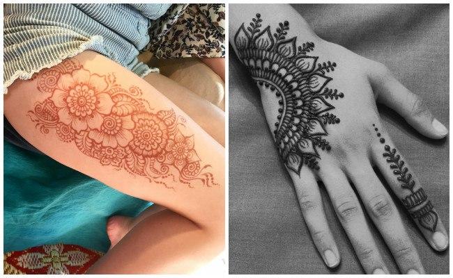 Duración de los tatuajes de henna