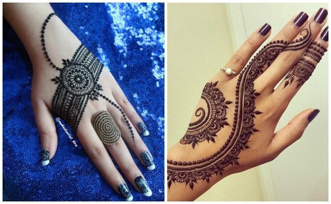 Tatuajes de henna para niños