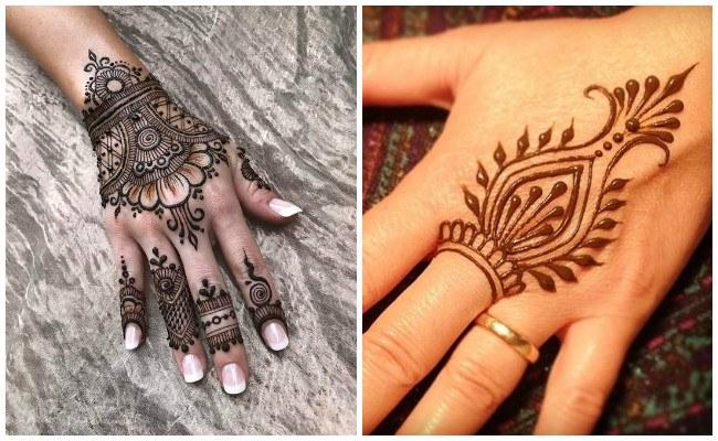 Tatuajes de henna para parejas