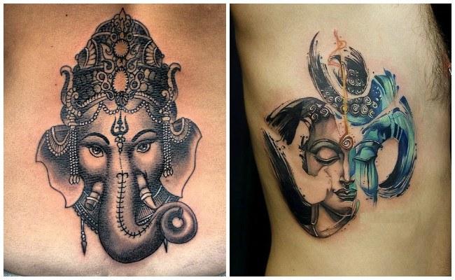 Tatuajes de hindús