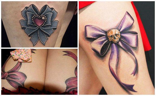 Tatuajes de lazos del cáncer
